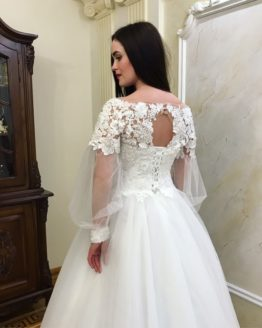 Свадебное платье 148-2018