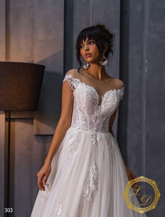 Свадебное платье Lady Di 303-3