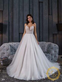 Свадебное платье Lady Di 304-1