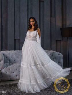 Свадебное платье Lady Di 305