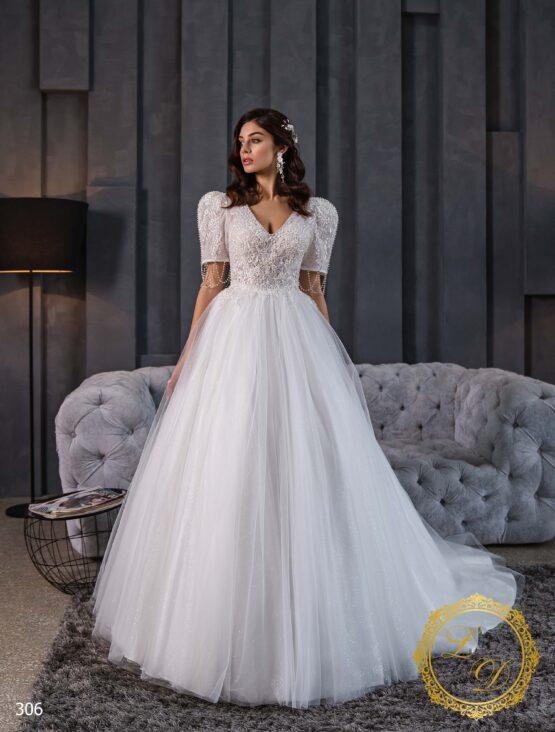 Свадебное платье Lady Di 306
