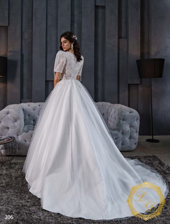 Свадебное платье Lady Di 306-3