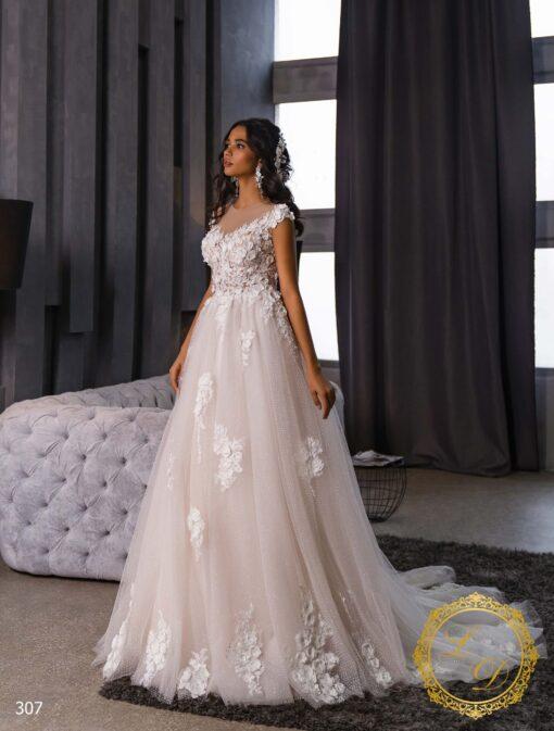 Свадебное платье Lady Di 307