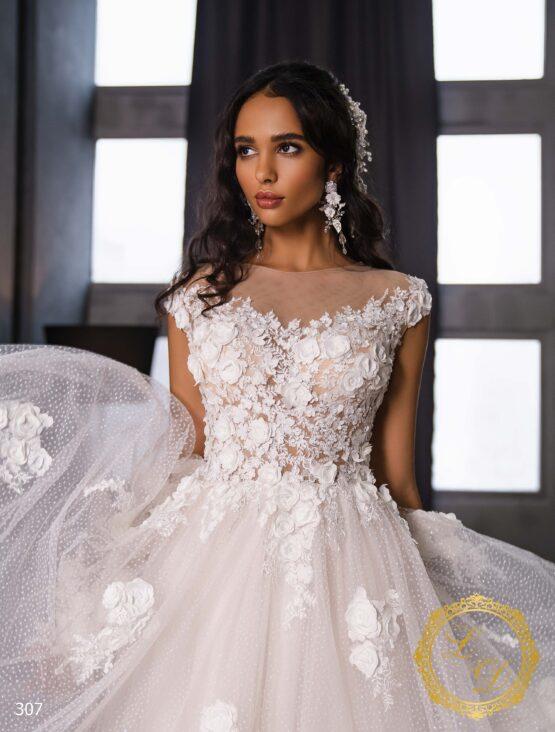 Свадебное платье Lady Di 307-1