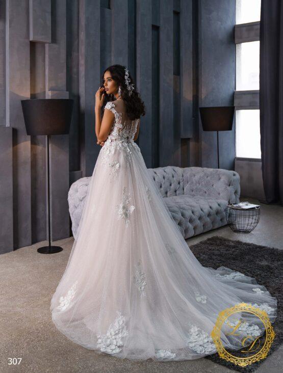 Свадебное платье Lady Di 307-2