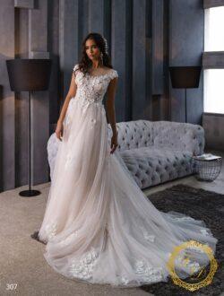 Свадебное платье Lady Di 307-4