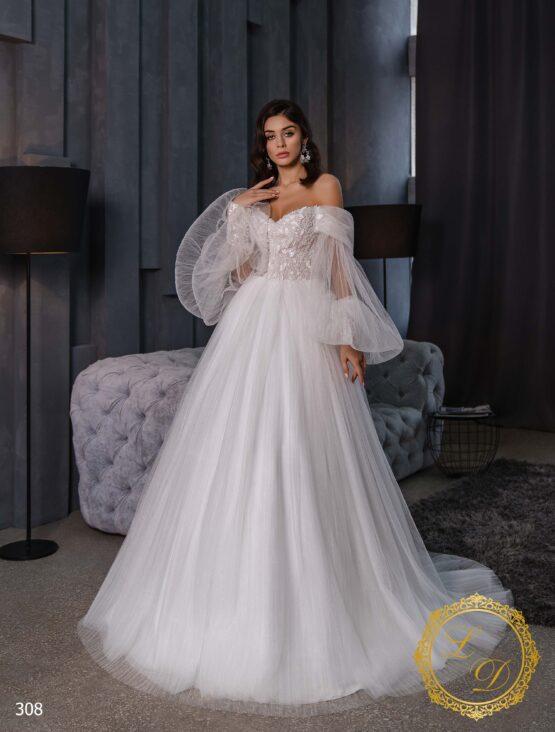 Свадебное платье Lady Di 308