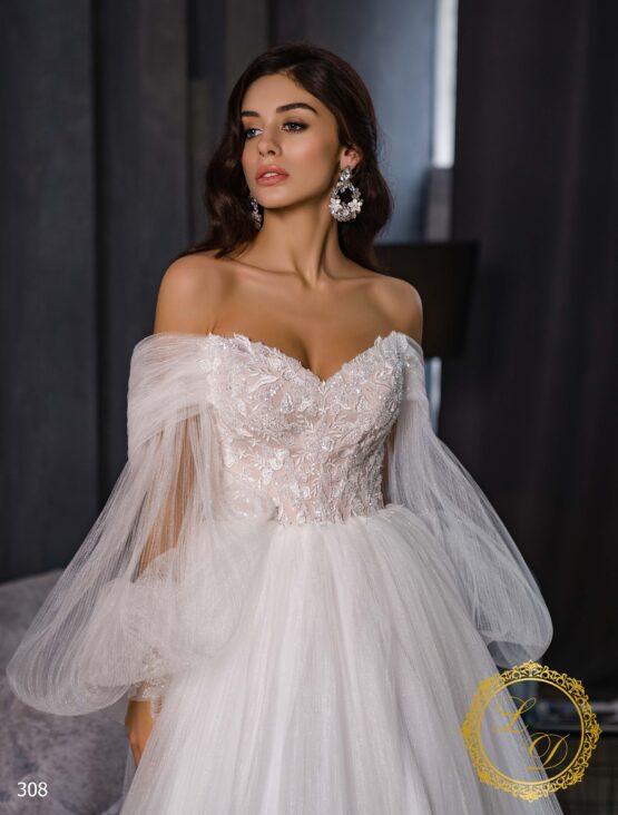 Свадебное платье Lady Di 308-1