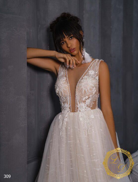 Свадебное платье Lady Di 309-1
