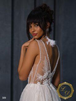 Свадебное платье Lady Di 309-3