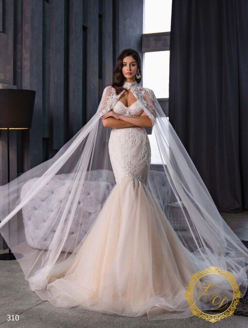 Свадебное платье Lady Di 310