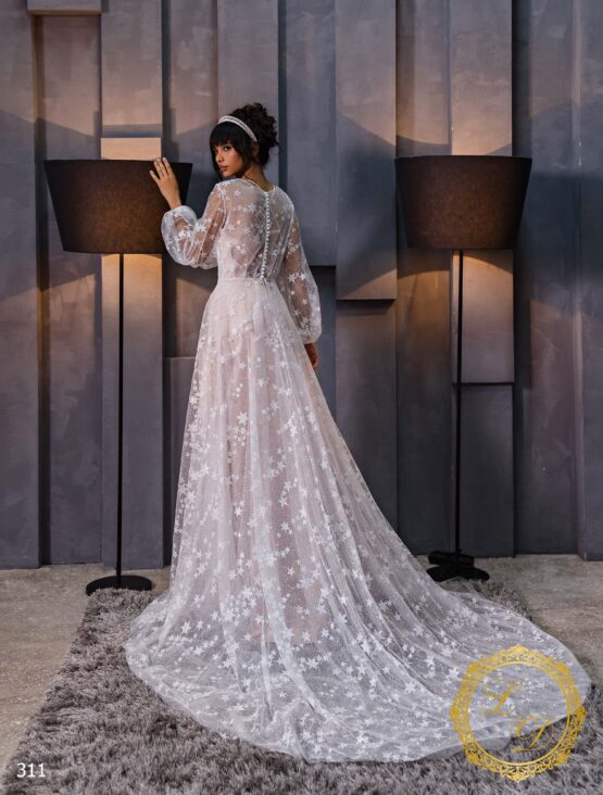 Свадебное платье Lady Di 311-2
