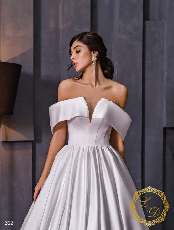 Свадебное платье Lady Di 312-3