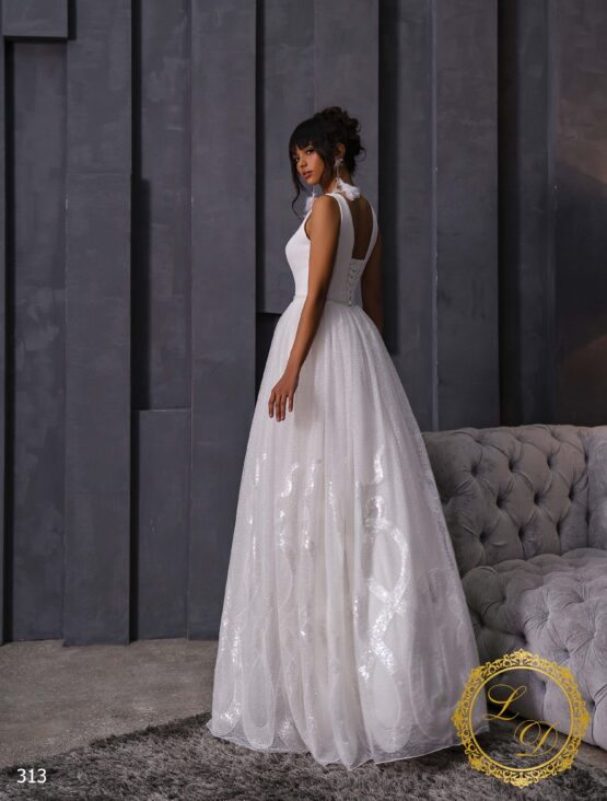 Свадебное платье Lady Di 313-2