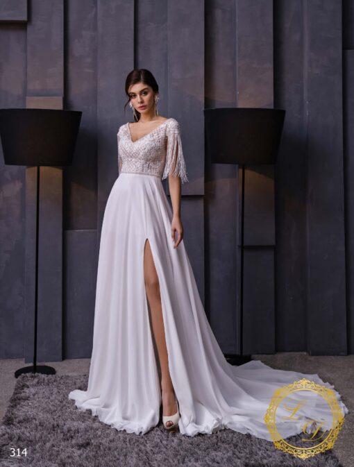 Свадебное платье Lady Di 314