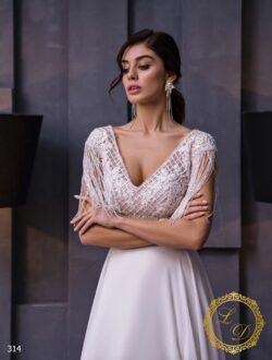 Свадебное платье Lady Di 314-2