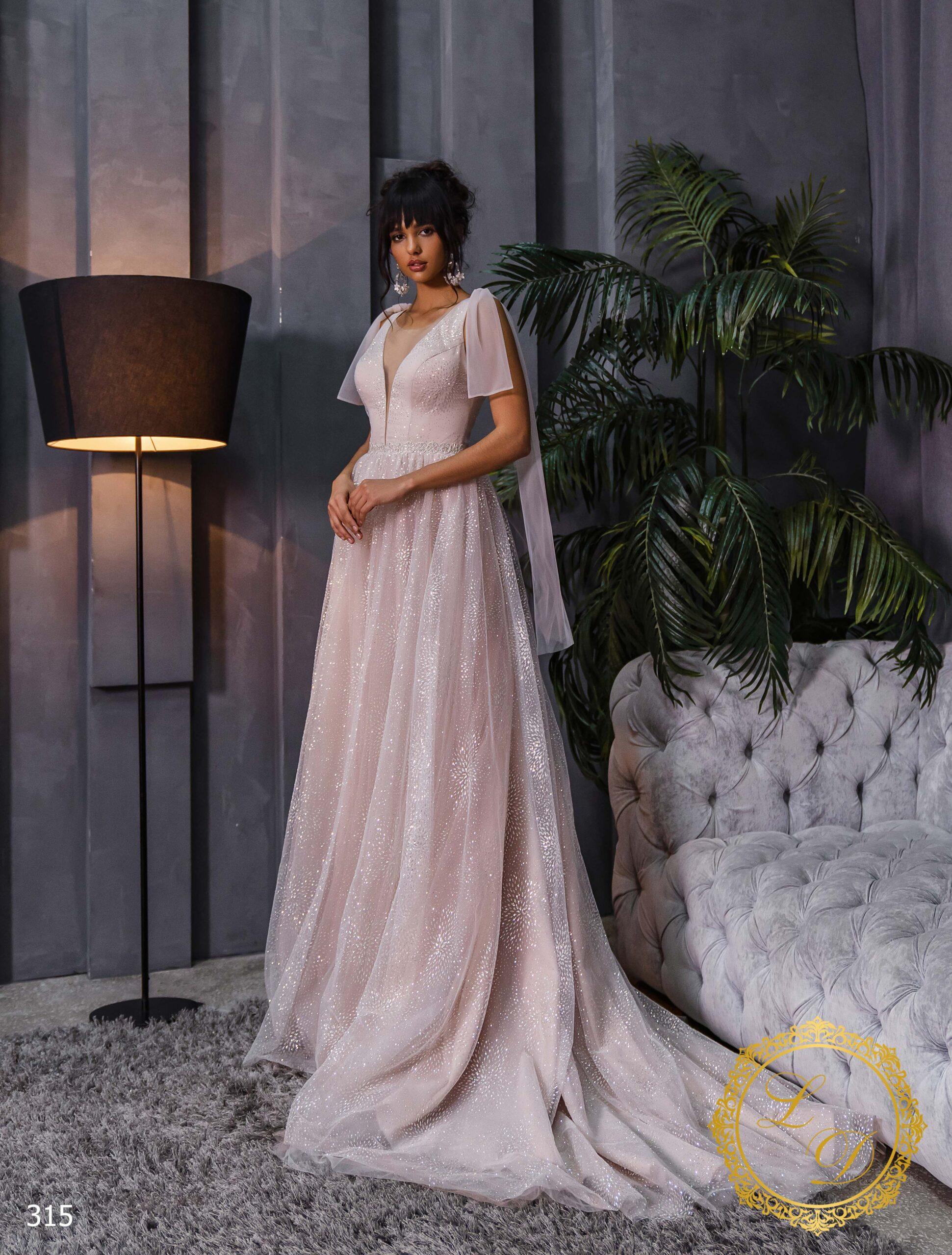 Свадебное платье Lady Di 315-1