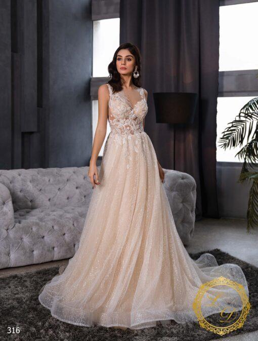 Свадебное платье Lady Di 316-1
