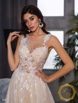 Свадебное платье Lady Di 316-2