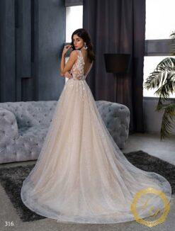 Свадебное платье Lady Di 316-3