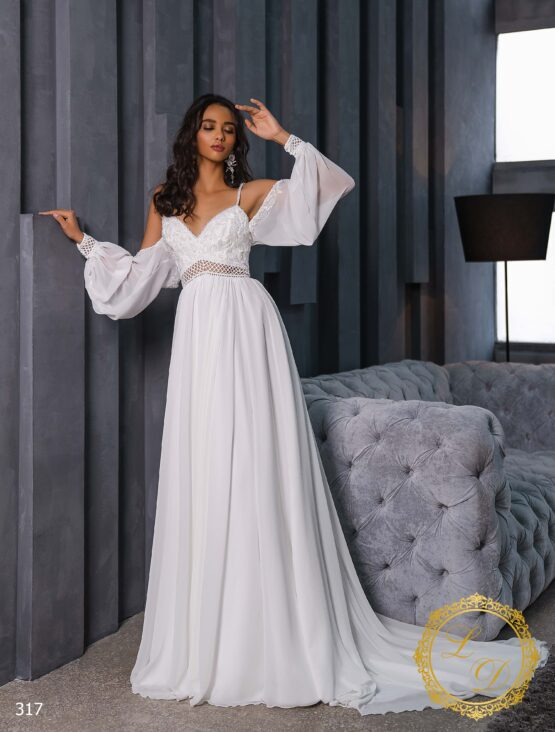 Свадебное платье Lady Di 317-1