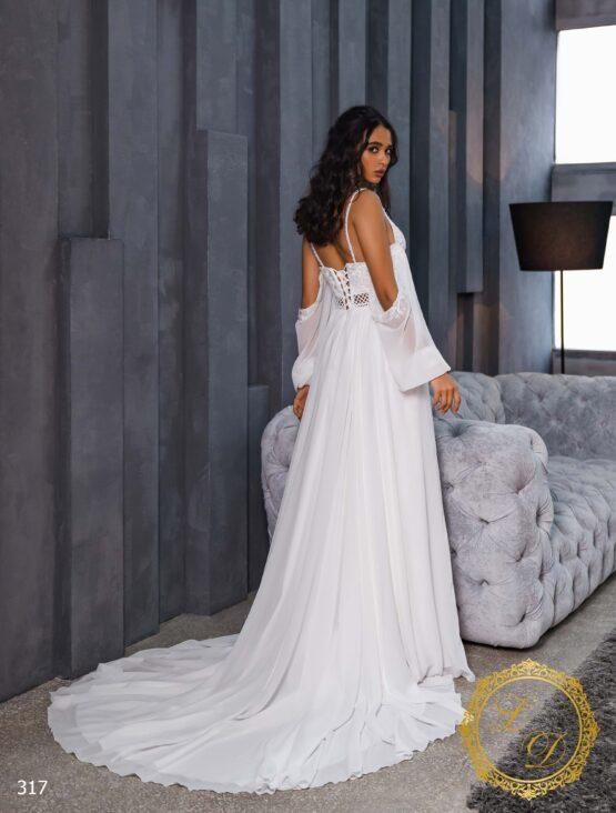 Свадебное платье Lady Di 317-3