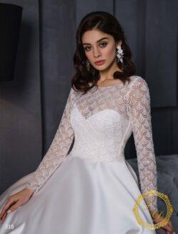 Свадебное платье Lady Di 318-1