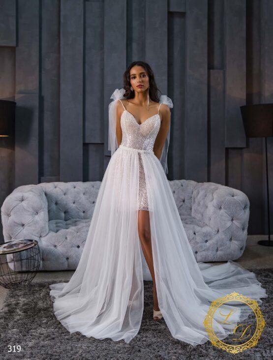 Свадебное платье Lady Di 319-1