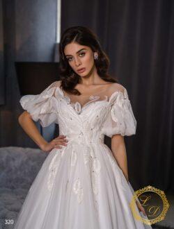 Свадебное платье Lady Di 320-2