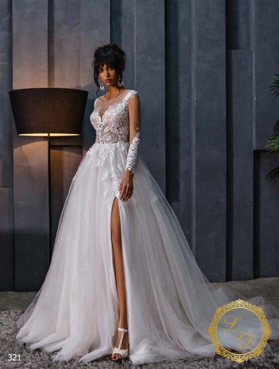 Свадебное платье Lady Di 321-1