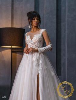 Свадебное платье Lady Di 321-3