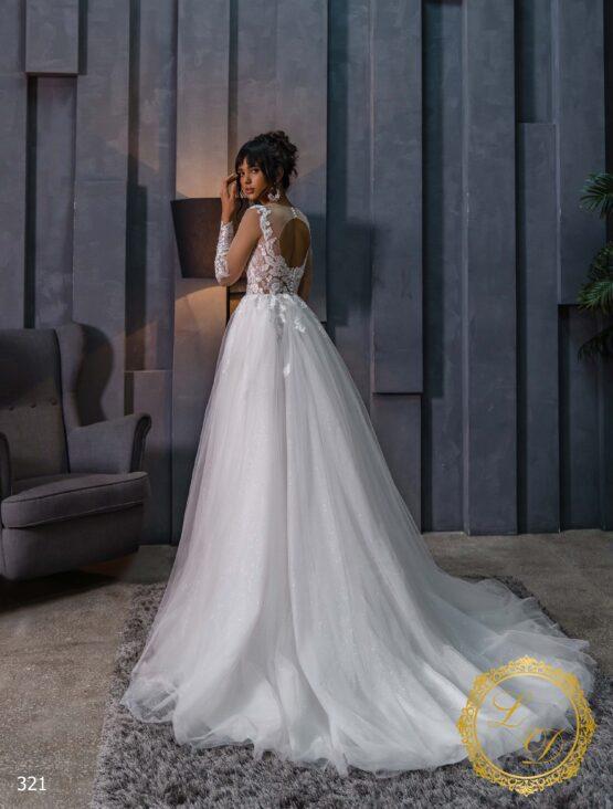 Свадебное платье Lady Di 321-4