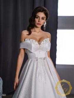 Свадебное платье Lady Di 322-2