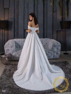 Свадебное платье Lady Di 322-3
