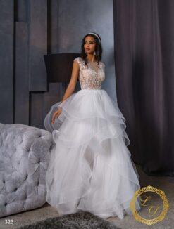 Свадебное платье Lady Di 323-1