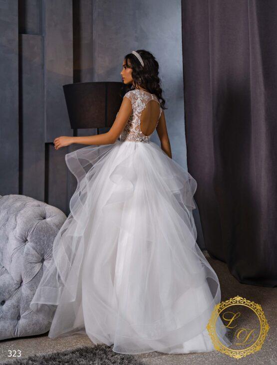 Свадебное платье Lady Di 323-2