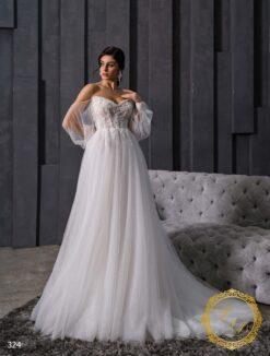 Свадебное платье Lady Di 324-1
