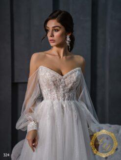 Свадебное платье Lady Di 324-2