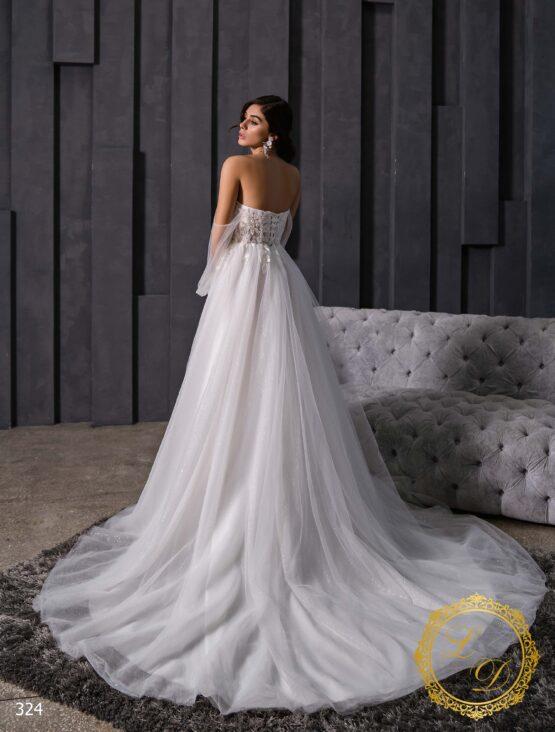 Свадебное платье Lady Di 324-3