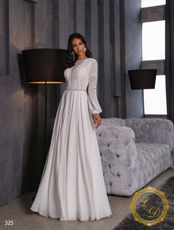 Свадебное платье Lady Di 325-1