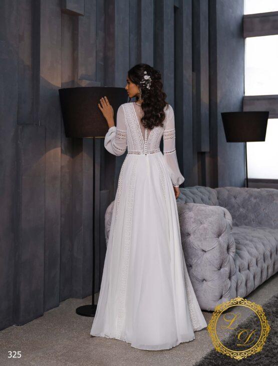 Свадебное платье Lady Di 325-3