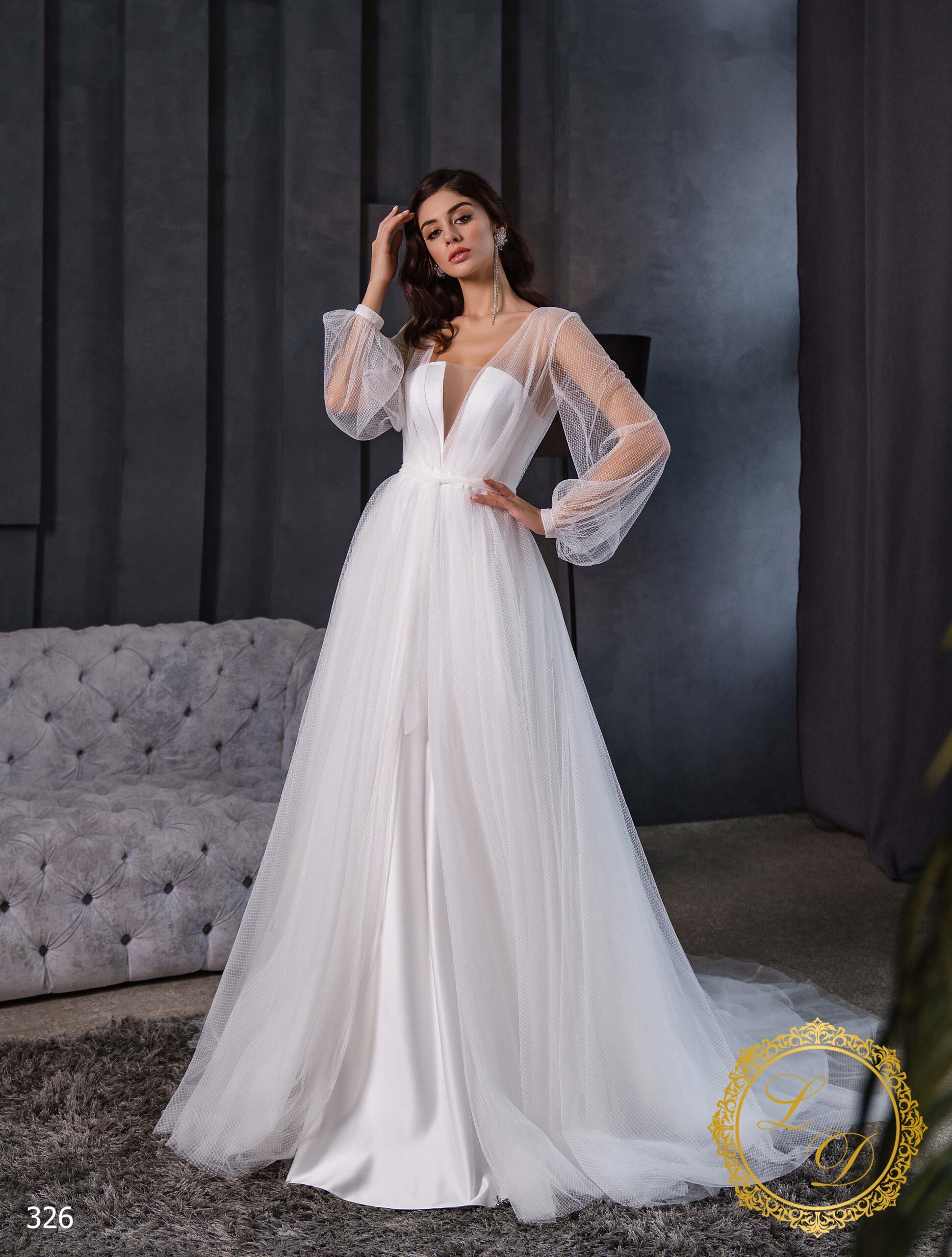 Свадебное платье Lady Di 326-2