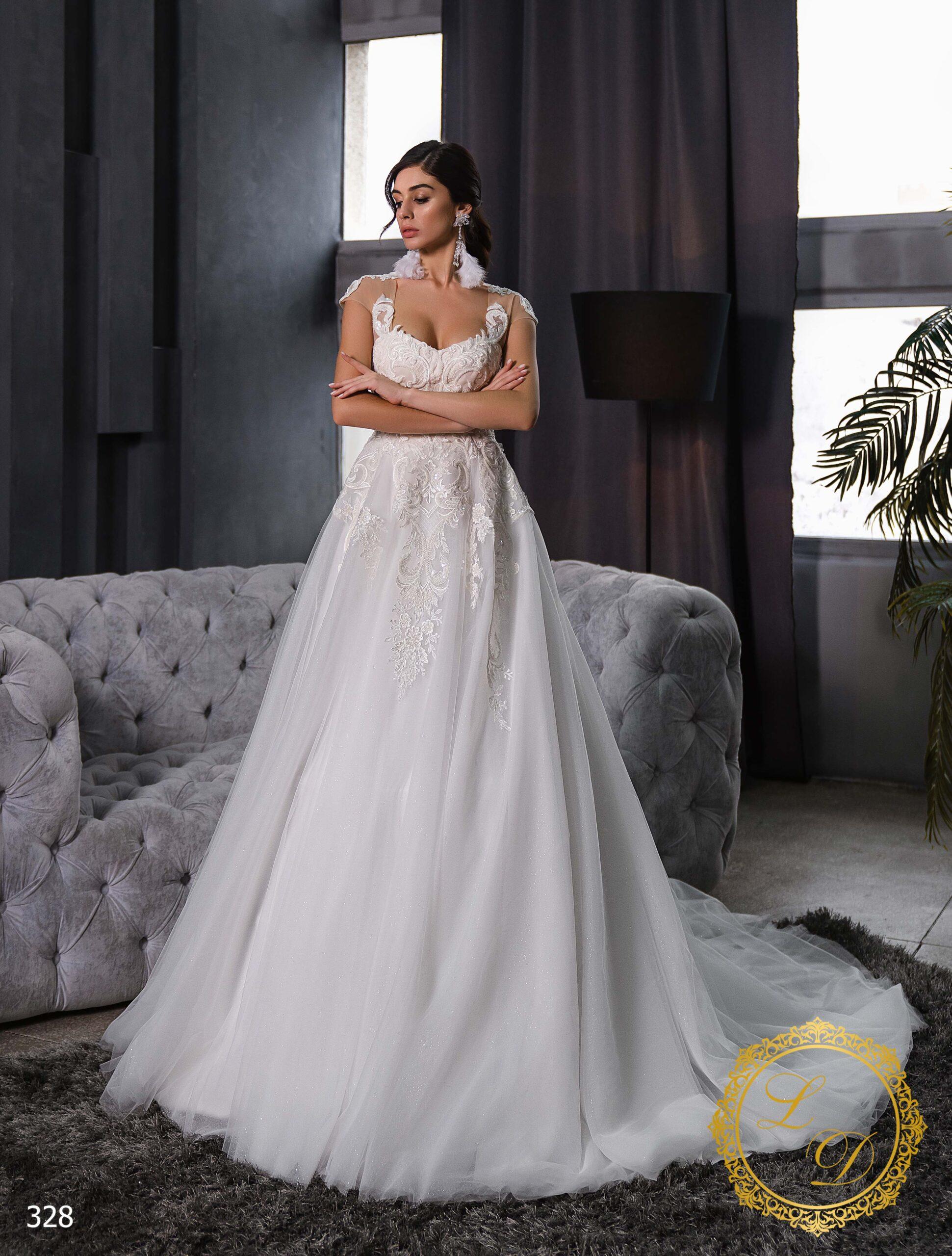 Свадебное платье Lady Di 328-1