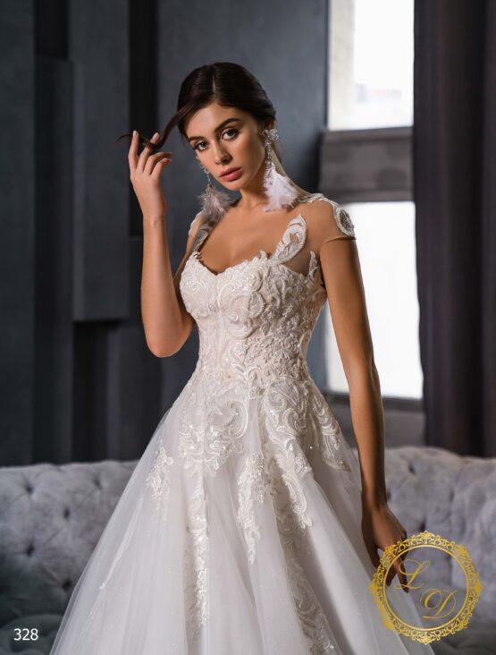 Свадебное платье Lady Di 328-2