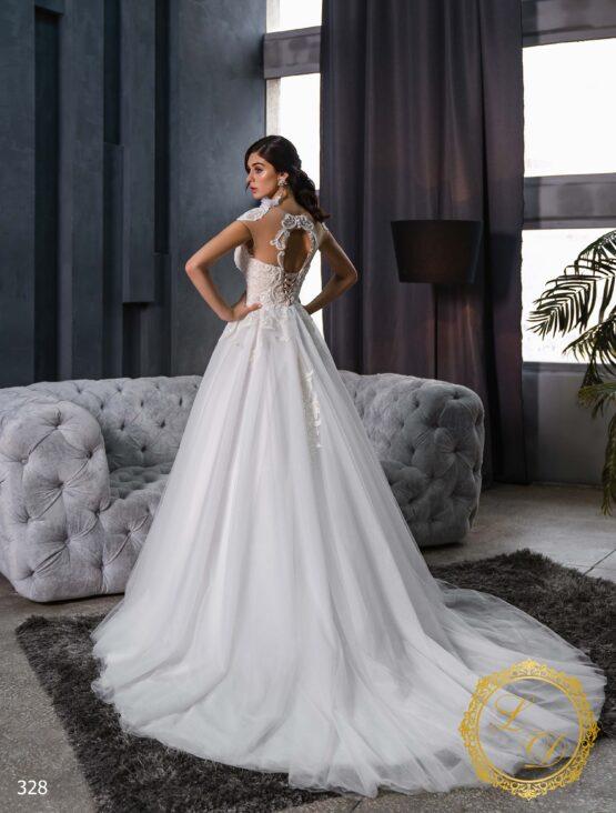 Свадебное платье Lady Di 328-3