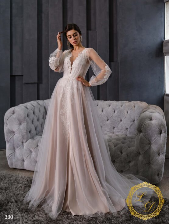 Свадебное платье Lady Di 330-1