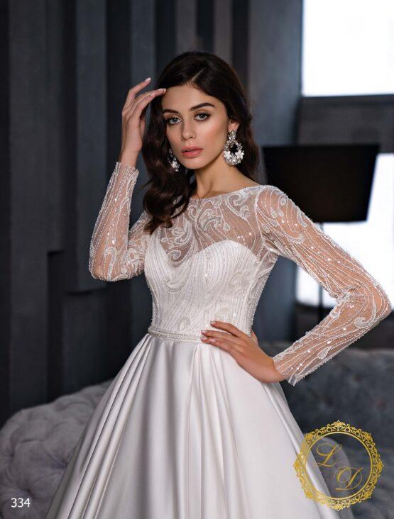 Свадебное платье Lady Di 334-3
