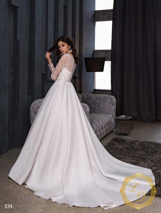 Свадебное платье Lady Di 334-2