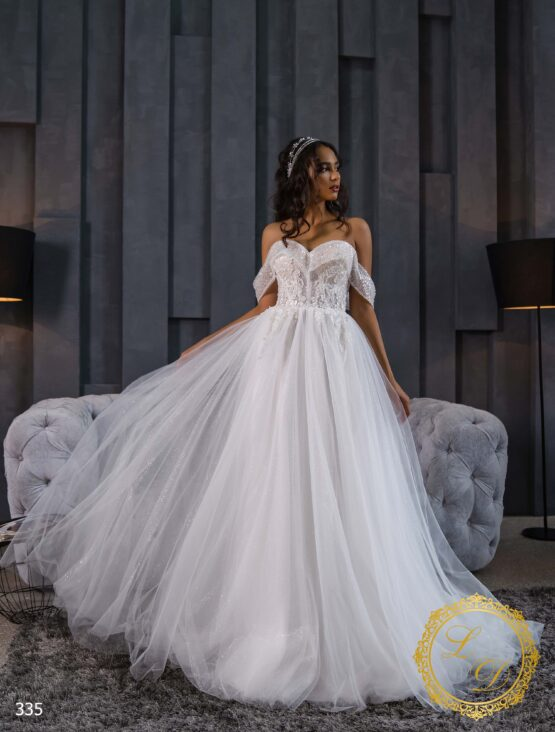 Свадебное платье Lady Di 335-1