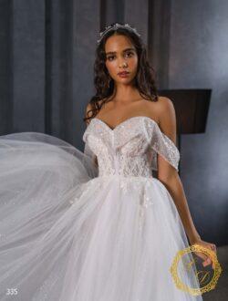 Свадебное платье Lady Di 335-2